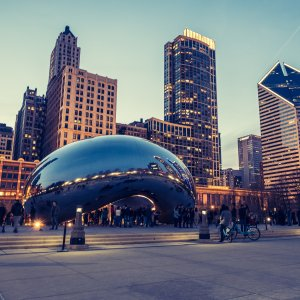 As low as ¥2487Chengdu - Chicago Nonstop Roundtrip Airfare on Hainan Airlines