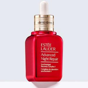 Estee Lauder限量小红瓶