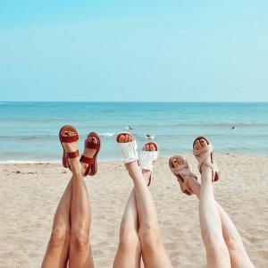低至5折+额外85折 超舒适凉鞋£17起提前享:Fitflop官网 男女休闲鞋、凉鞋大促开启 让你舒适过一夏