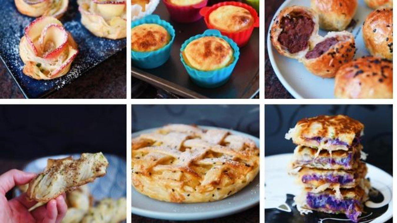 9道手抓饼快手料理,给你的餐桌添彩增色