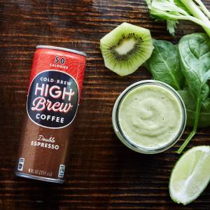 $21.83 一罐$1.81High Brew 浓缩咖啡 12罐装 含2倍天然咖啡因