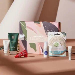 变相2.5折!6件价值超€60六月环保美妆盒子