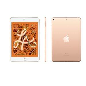 $686 (原价$807.38)+回国可退税苹果iPad Mini 第5代 WI-FI 256GB