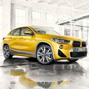 新生代利器 运动来袭2018 BMW X2 小型运动SUV