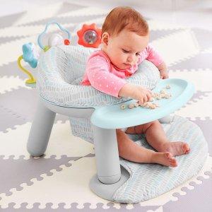 $59.99 (原价$79.99)Skip Hop 2合1 宝宝座椅/游戏椅 7.5折