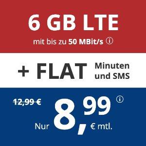 月租€8.99 代号入网送10欧