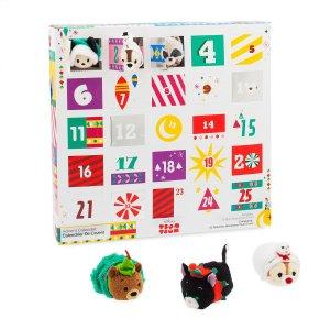 New In! Disney ''Tsum Tsum'' Plush Advent Calendar - Mini