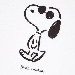 低至€9.9!€29.9收可爱卫衣上新:Uniqlo X Peanuts 史努比2021最新合作款 萌狗子陪你过年