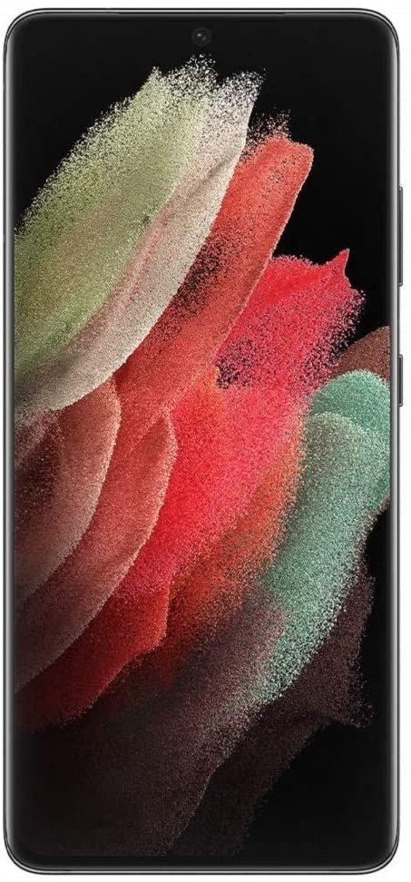 Galaxy S21 Ultra Smartphone 128GB, Phantom Black