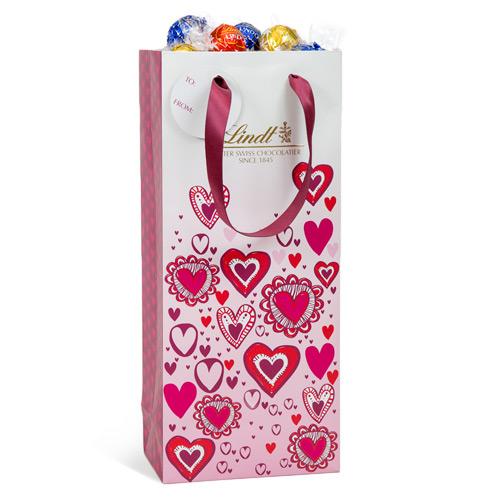 Lindt LINDOR 情人节松露巧克力75颗自选礼盒特卖