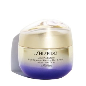 ShiseidoUplifting and Firming Day Cream SPF 30
