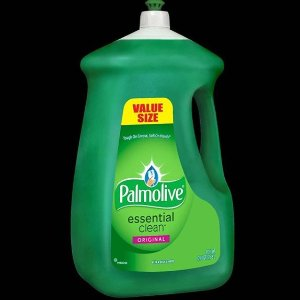 $7.38(原价$8.97)家庭超值装史低价:Palmolive Essential 洗碗精 5L用到天荒地老