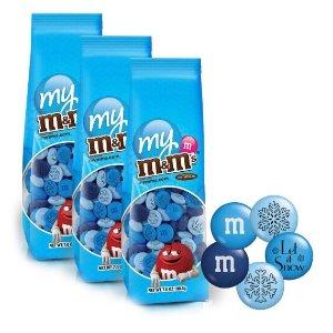 M&M's3只装 个性定制化礼袋