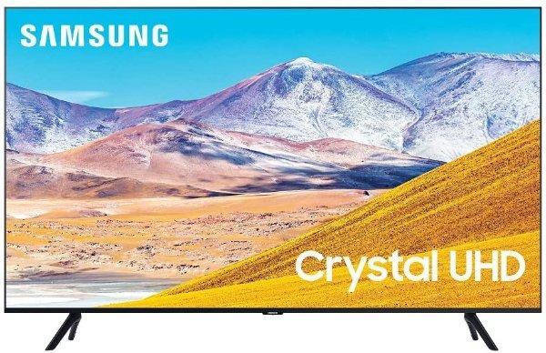 "TU8000 75"" 4K HDR 智能电视"