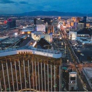 最低只要$26 全网最低价保证闪购:MGM 旗下拉斯维加斯13家酒店 Memorial Day 闪购