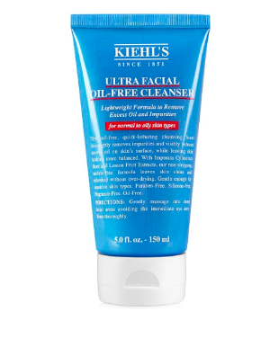 Kiehl's Since 1851 Ultra Facial Oil-Free Cleanser, 5-oz.