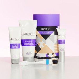 全线6折起 + 送5件套Skinstitut 澳洲院线医美护肤 温和成分、微整效果