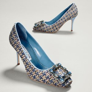 f9b9934fad42 With Select Manolo Blahnik   Neiman Marcus Up to 50% Off - Dealmoon