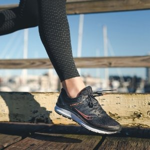 低至5折 + 包邮Saucony Guide ISO 女子运动跑鞋促销