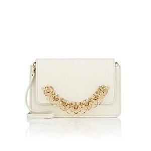 ChloeDrew Bijoux Leather Clutch