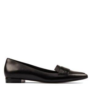 ClarksLaina 15 尖头乐福鞋