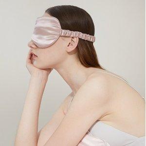 折上8.5折+送发圈或真丝枕套独家:THXSILK 顶级蚕丝家纺、眼罩大促 留言抽奖