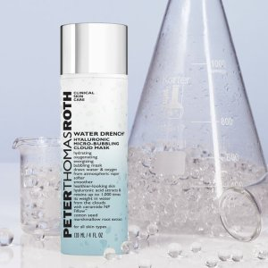 Peter Thomas Roth Water Drench Hyaluronic Micro-Bubbling Cloud Mask