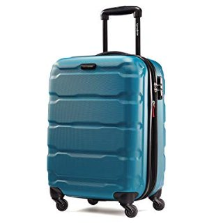 $79.99起Samsonite Omni 万向轮硬质登机箱 蓝色
