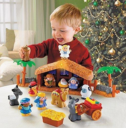 Little People 圣诞故事系