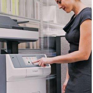 低至5折优惠Lexmark 多功能激光打印机促销