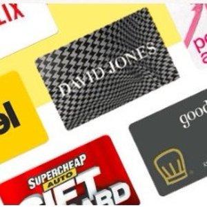 8.5折 Apple、Webjet等参加eBay 精选商家购物卡热卖 Google参加