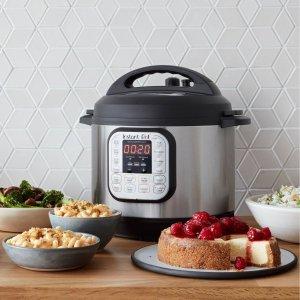 Instant Pot Duo 6qt 7-in-1 Pressure Cooker