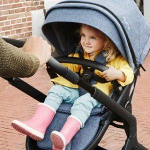收Nuna、UPPAbaby童车座椅延长一天:Neiman Marcus 儿童商品满额送最高$150礼卡,入巴宝莉