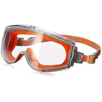 Honeywell Uvex Stealth Safety Goggles with Uvextreme Anti-Fog Coating (S39630CI)