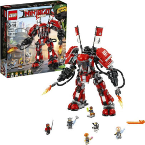 50% Off Select LEGO+ Free Harry Potter Minifigure 4-Pack with any $75 LEGO Purchase @ Barnes & Noble.com