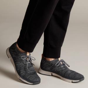 Clarks 女士 tri native 运动鞋 特价 38号低至€44.96 三色可选