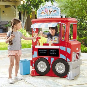 Amazon Little Tikes 2-in-1 Food Truck Deluxe Role Play