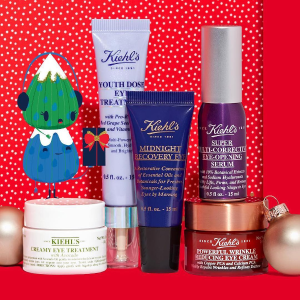 15% OffToday Only: All Kiehl's Beauty products @ Belk