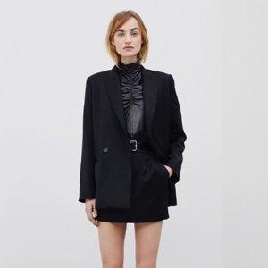 低至2折IRO服饰热卖 气质法式穿搭 西装外套$119,连衣裙$99