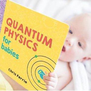 $10.43起宝宝量子力学 婴幼儿科普读物特价促销 最新版