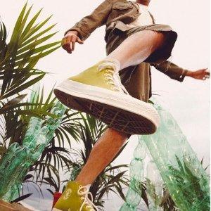 精选7折 £38收经典款匡威高帮鞋Urban Outfitters 精选潮鞋限时闪促 匡威、Vans、阿迪都参与