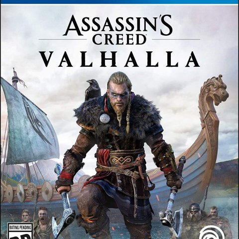 Assassin's Creed Valhalla PlayStation 4 / Xbox One