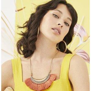低至6折 £4.25收超火珍珠发卡Oliver Bonas 夏季大促来袭 美裙、配饰、包包全都有