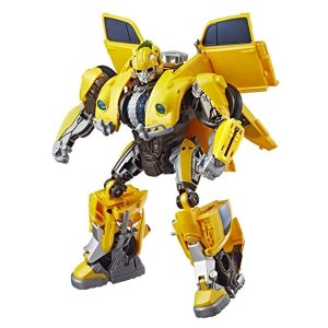As Low As $13.5 Transformers Bumblebee Movie Toys @ Amazon