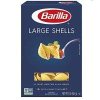 Barilla 大号贝壳面 16 Ounce 共12盒