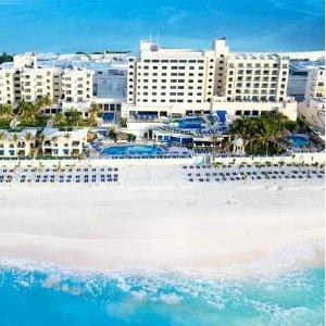 $799起 含机票 + 酒店+ 餐饮 + 娱乐墨西哥坎昆6晚机票 + 全包酒店旅行套餐