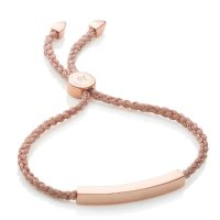 玫瑰金粉色手绳
