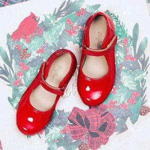 7.5折包邮 公主的鞋价格亲民即将截止:Elephantito 手工真皮童鞋热卖,欧洲皇室御用