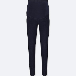 $19.9 + Free Shipping, Online Exclusive Women Maternity Denim Legging Pants @ Uniqlo
