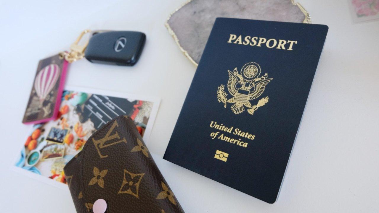 新手妈妈笔记No.26 宝贝美国护照申请Passport攻略|附小龄宝宝照相Tips